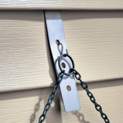 S Hooks for Vinyl Siding - Set of