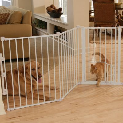 Flexi-Gate Dog Gates