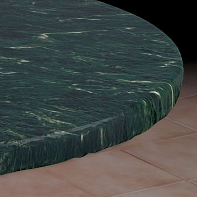Stone-Look Table Cover