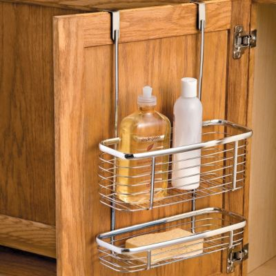 Over The Cabinet Storage Basket