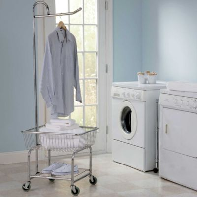 Rolling Laundry Center