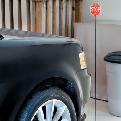 2-in-1 Garage Parking Stop Signal