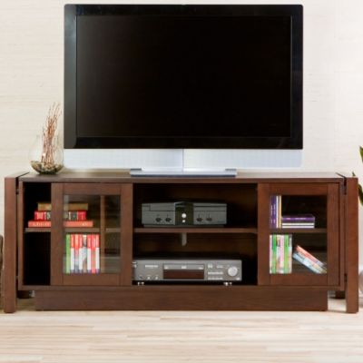 Contemporary TV Console
