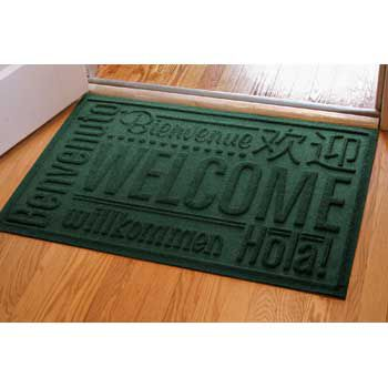 World Welcome Mat