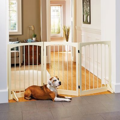 Shelton 3-Panel Pet Gate