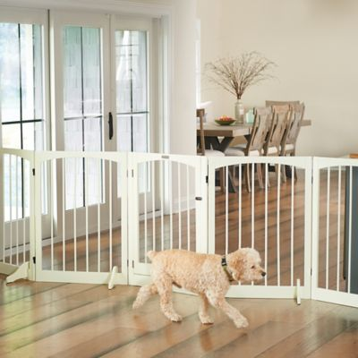 Shelton 5-Panel Pet Gate