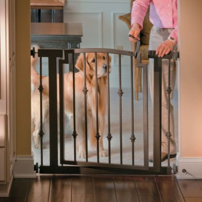 Wrought Iron Pet Gates