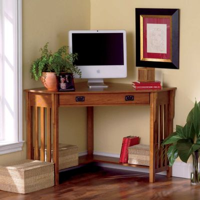Payson Mission Corner Desk