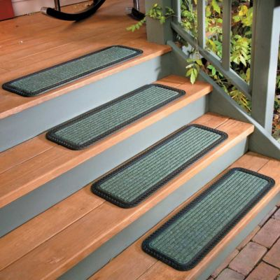 Rubber-Back PolyPro Stair Treads