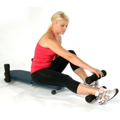 InLine Back Stretch Bench