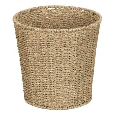 Seagrass Wastebasket