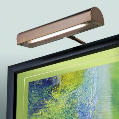 Cordless LED Picture Light with Remote