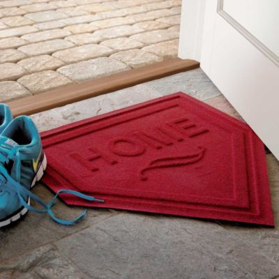 Water Guard Home Plate Floor Mat