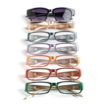 Joy Mangano Faceted Designer Readers