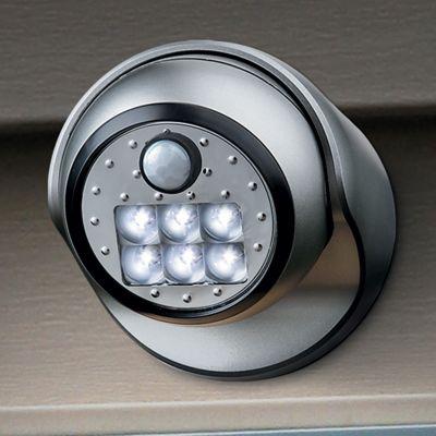 Porch Light with Motion Sensor LED