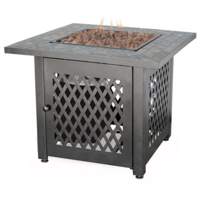LP Gas Outdoor Open Weave Fire Bowl
