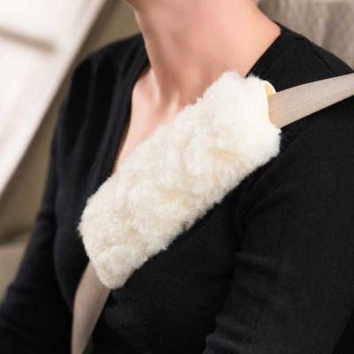 Sherpa Seat Belt Cover
