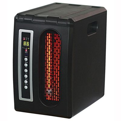 Desktop Quartz Comfort Furnace Heater