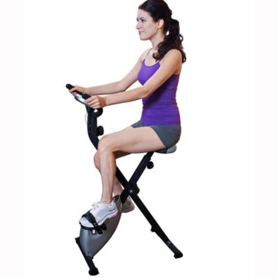 EZ Bike Folding Exercise Bike