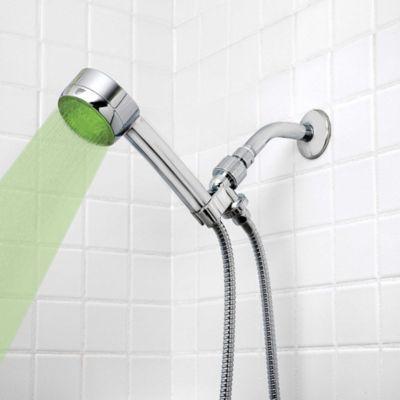 HealthSmart Lumatemp LED Showerhead