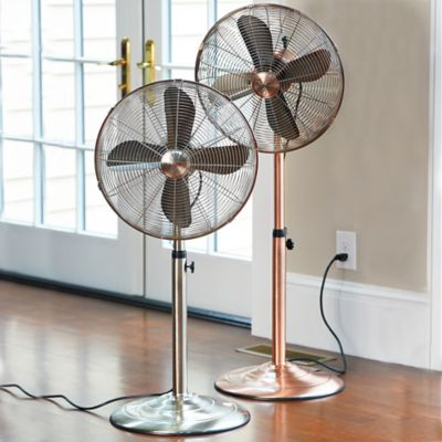 DecoBreeze® Height Adjustable Floor Fan