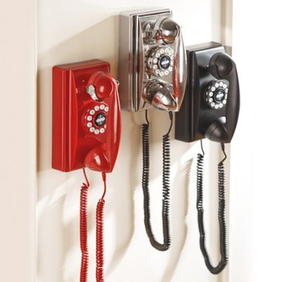 Retro Wall Phone