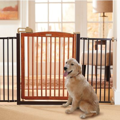 Shelton One Touch Dog Gates