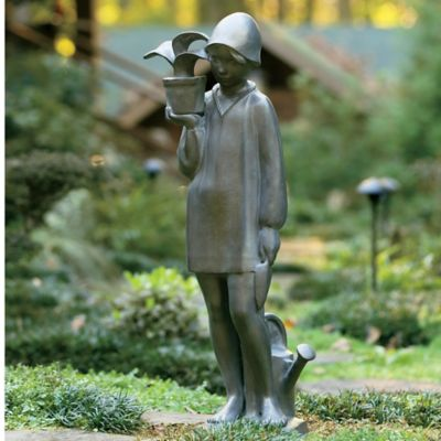 The Little Gardener Sculpture