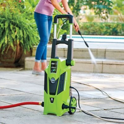 1650 PSI Pressure Washer