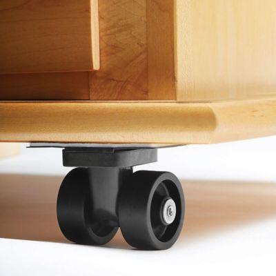 Roll Around Instant Swivel Wheels