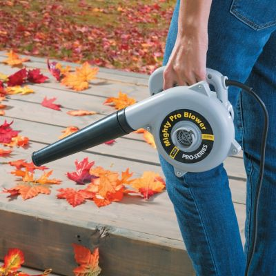 Mighty Pro Leaf Blower