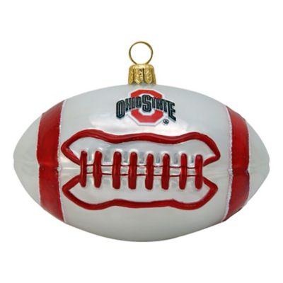 Collegiate Football Ornament