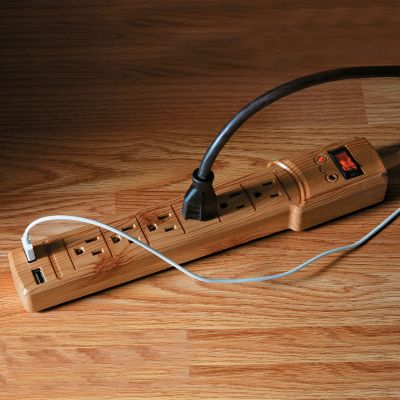 Invisible Deluxe Surge Protector