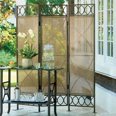 Eternity 3-Panel Sling Privacy Screen