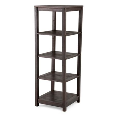 Eucalyptus 5-Shelf Etagere