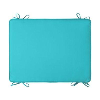 """Sunbrella Deep Seat Ottoman Cushion (Box Edge) 22""""x28""""x5"""""""