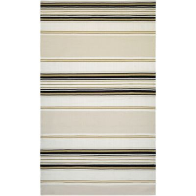 West Bay Striped Outdoor Rugs