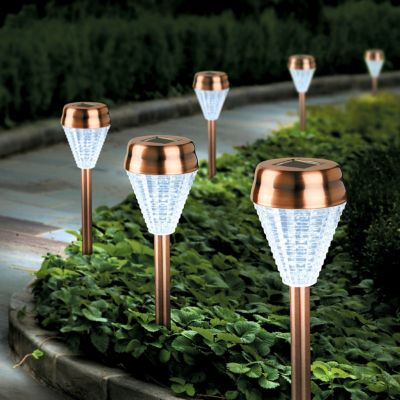 Solar Path Lights-Set of 6