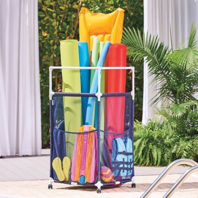 Pool Noodle Organizer