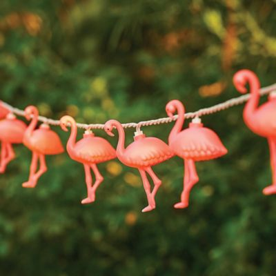 Flamingo Light String-20 Count