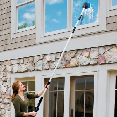 Deluxe Telescoping House and Window Washing Set