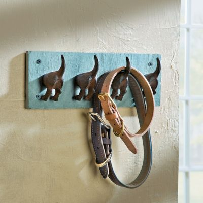 Dog Tails Wall Hook