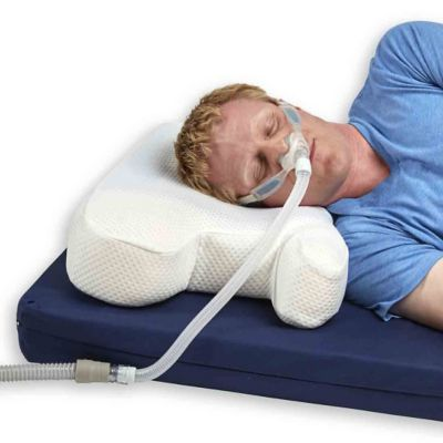 Cooling Gel Memory Foam CPAP Pillow