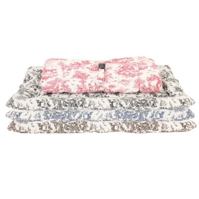 Toile Bedroll Dog Bed