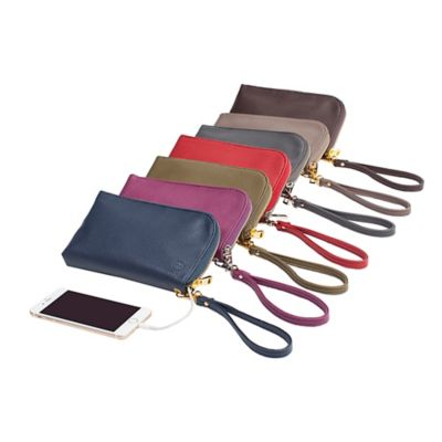 Clutchette Power Charging Wristlet