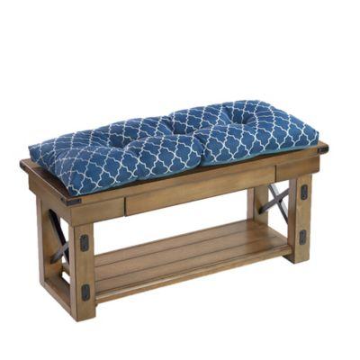 "Trellis Bench Cushion-27"""