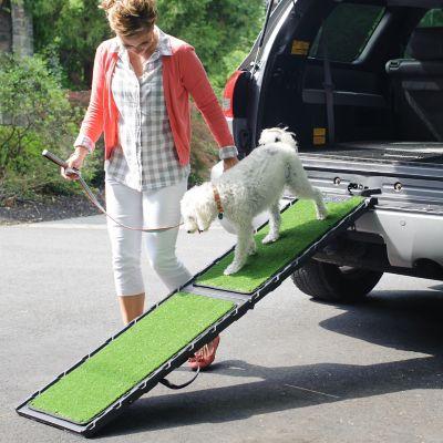 Natural-Step Dog Ramps