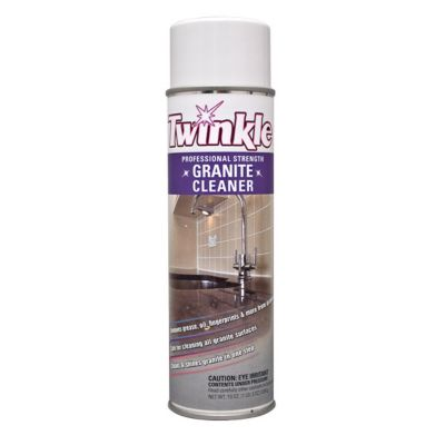 Twinkle Granite Cleaner