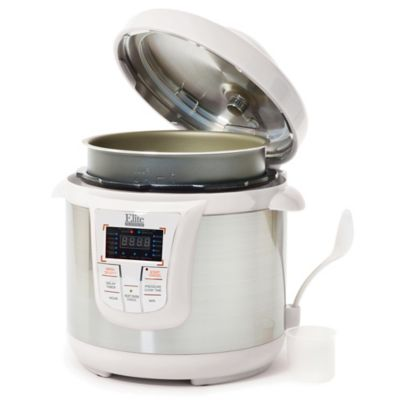 8 Qt. Digital Pressure Cooker with 13 Functions