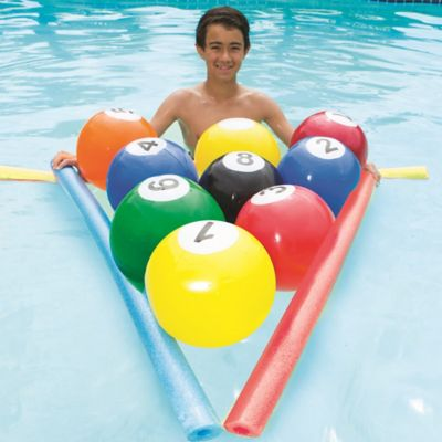 Blow Up Billiards Pool Game